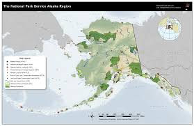 Alaska Rivers Map by North To Alaska