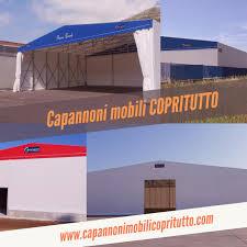 capannoni mobili capannoni coperture e tunnel mobili copritutto contattaci