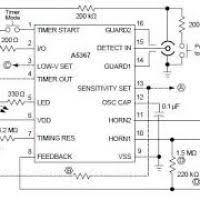 100 wiring diagram smoke alarms smoke detector circuit
