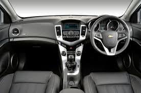 Chevy Cruze Ls Interior Chevrolet Cruze Ls 1 4t When Push Comes To Shove Daily Maverick