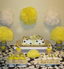 bee baby shower ideas photo bumble bee baby shower image