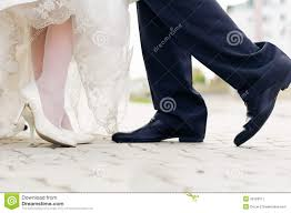 wedding shoes for groom wedding shoes in a standing and groom stock image image