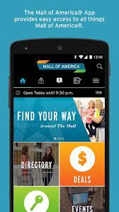 mall app take maps inside mall of america best map app