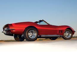1969 corvette convertible 1969 chevrolet corvette convertible corvette fever magazine