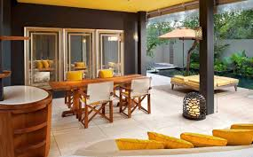 Two Bedrooms by W Bali Seminyak Villas Wow Two Bedroom Pool Villa