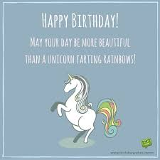 Unicorn Birthday Meme - cracking birthday jokes huge list of funny messages wishes