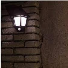 Solar Powered Outdoor Light Fixtures Solar Powered Outdoor Wall Lighting You Ll Wayfair