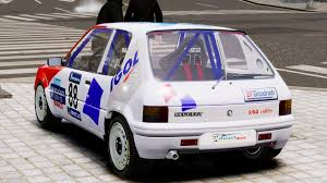 peugeot 205 rally gta gaming archive