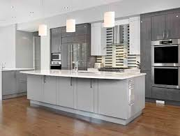 Best Gray And White Kitchens Images On Pinterest Gray - Gray and white kitchen cabinets