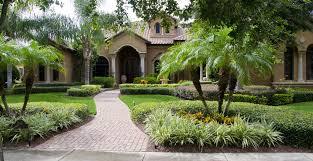 Decorating Ideas For Florida Homes Florida Landscape Design Lightandwiregallery Com