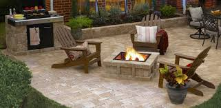 Simple Paver Patio Winner Chosen In 2015 Pavestone Paradise Contest Today S Homeowner
