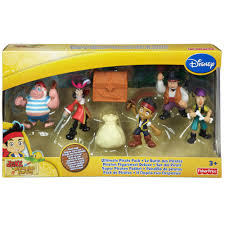 disney jake u0026 neverland pirates figure adventure pack 22 00