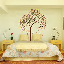 aspen tree wall decal sticker vinyl nursert art leaves and birds 1267 autumn tree wall decal jpg