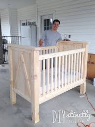 Free Woodworking Plans For Baby Crib by Best 25 Diy Crib Ideas On Pinterest Baby Crib Baby And Baby