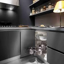 Dark Gray Kitchen Cabinets 7 Best Contemporary Dark Grey Handleless Kitchens Images On