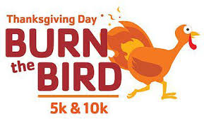 burn the bird thanksgiving 5 10k run the mighty 790 kfgo