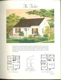 Kit Home Floor Plans by The Tucker Wahlfeld 1942 Fantastic Cottage Style Home The 40 U0027s