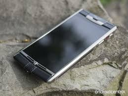vertu phone cost vertu signature touch review android central