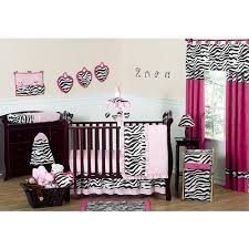 Jojo Crib Bedding Set Sweet Jojo Designs Zebra Pink Collection 11 Baby Crib