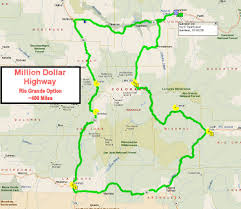 Dolores Colorado Map by The Motorcycle Tourer U0027s Forum
