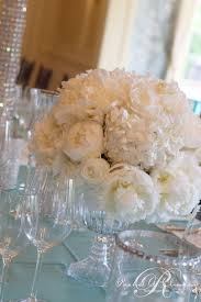 White Roses Centerpieces by 579 Best White U0026 Cream U0026 Ivory Wedding Flowers Images On Pinterest
