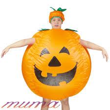 pumpkin costume unisex waterproof pumpkin costume christmas