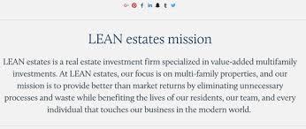 Seeking Commercial Seeking Commercial Mf Sellers Lean Estates