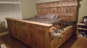 King Bed King Bed With Doggie Insert Dudeiwantthat Com