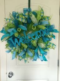 front door wreath ideas best 25 mesh wreaths summer ideas on pinterest deco mesh