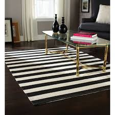 Black And White Striped Kitchen Rug Picture Of New Striped Kitchen Rug Khetkrong Black And White