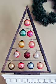 tree less ornament decor ideas