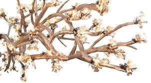 chandelier allan lighting brandolini branch chandelier