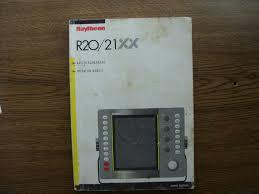 raymarine raytheon r20 r21xx soft cover raster scan radar