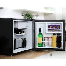 Table Top Refrigerator Cookology Mfr45bk Black Table Top Mini Fridge U0026 Ice Box 46l Bar