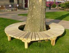 how to build a tree bench tree bench bench and yards