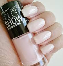 maybelline color show born with it looks super pretty on pale