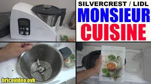 cuisine multifonction cuiseur monsieur cuisine lidl silvercrest plus livre recette skmh 1100 a1