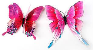 3d butterfly wall stickers butterflies bedroom wall decals