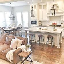 Kitchen And Living Room Designs The 25 Best Open Concept Kitchen Ideas On Pinterest Vaulted