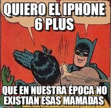 Memes De Batman - quiero el iphone 6 plus batman e robin meme on memegen