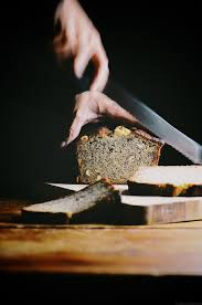 banana hazelnut pound cake u2014 nik sharma
