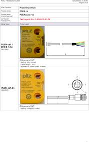 psencs3 rfid proximity switch cover letter briefvorlage mit
