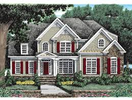 new american house plans 150 best house plans images on house plans