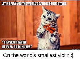 Smallest Violin Meme - 25 best memes about smallest violin smallest violin memes