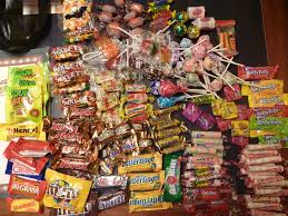 trick or treat candy stash the candy i collected at micke u2026 flickr