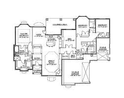 slab home plans traditional slab on grade rambler home hwbdo74746 traditional