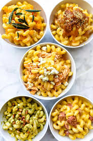 creamy instant pot macaroni and cheese five ways foodiecrush com