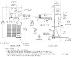 Ada Bathroom Code Requirements Ada Compliant Barrier Free Water Coolers By Acorn Aqua