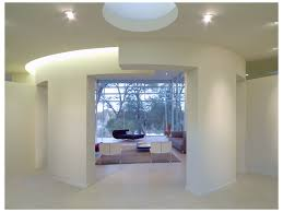 high ceiling recessed lighting night view high ceiling recessed lighting grass back garden large