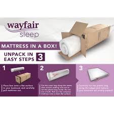 wayfair mattress i foam mattress bed mattress
